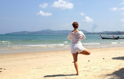 Life Lessons from Bikram Yoga