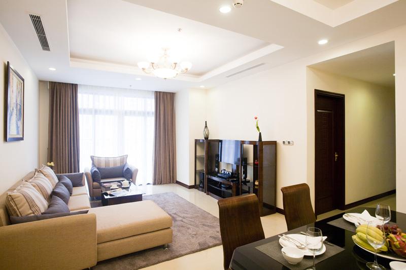 Cho thuê căn hộ chung cư quận 4 giá rẻ